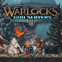 Okładka Warlocks 2: God Slayers (PC)
