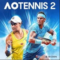 Game Box for AO Tennis 2 (PC)