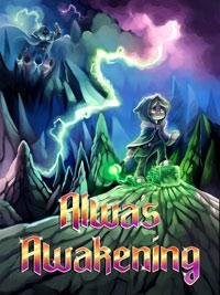 Game Box for Alwa's Awakening (PC)