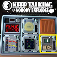 Game Box for Keep Talking and Nobody Explodes (PS4)
