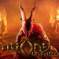 Okładka Agony Unrated (PC)