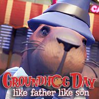 Game Box for Groundhog Day: Like Father Like Son (PC)
