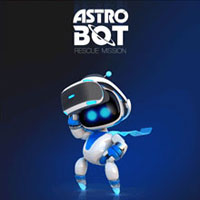 Okładka Astro Bot: Rescue Mission (PS4)
