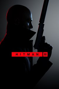 Game Box for Hitman 3 (PC)