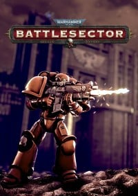 Warhammer 40,000: Battlesector (PC cover