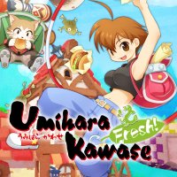 Okładka Umihara Kawase Fresh! (PC)