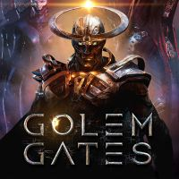 Game Box for Golem Gates (PC)