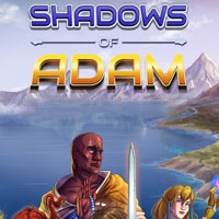Game Box for Shadows of Adam (Switch)