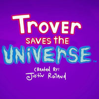 Game Box for Trover Saves the Universe (PS4)