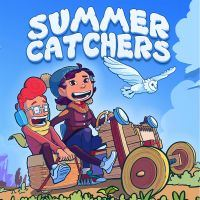Summer Catchers (PC cover