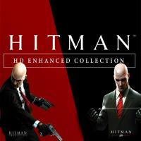 Game Box for Hitman HD Enhanced Collection (PS4)