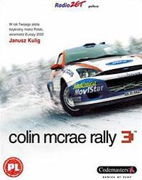 Okładka Colin McRae Rally 3 (PC)