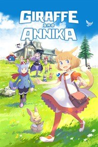 Game Box for Giraffe and Annika (PS4)