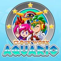 Okładka Clockwork Aquario (PS4)