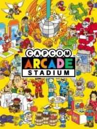 Capcom Arcade Stadium (PC cover