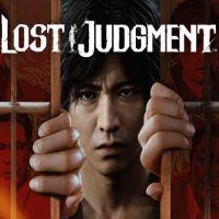 Okładka Lost Judgment (PS5)