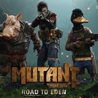 Game Box for Mutant Year Zero: Road to Eden (PC)