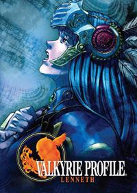 Okładka Valkyrie Profile: Lenneth (PSP)