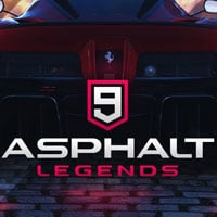 Okładka Asphalt 9: Legends (iOS)