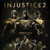 Injustice 2: Legendary Edition cover