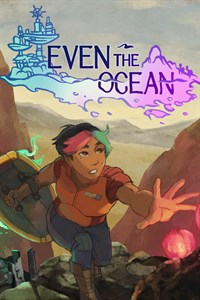 Game Box for Even the Ocean (PS4)