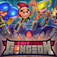 Game Box for Exit the Gungeon (PC)
