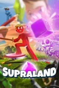 Supraland (PC cover