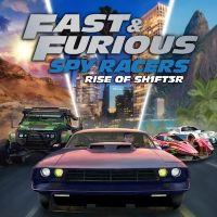 Okładka Fast & Furious: Spy Racers - Rise of SH1FT3R (PS4)