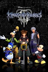 Game Box for Kingdom Hearts III (PC)
