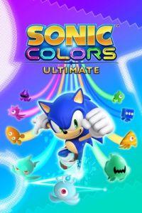 Okładka Sonic Colours Ultimate (PC)
