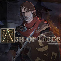 Okładka Ash of Gods: Redemption (PS4)