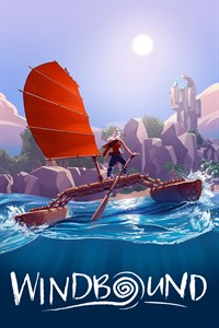 Game Box for Windbound (PC)