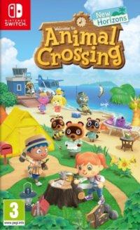 Okładka Animal Crossing: New Horizons (Switch)