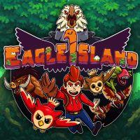 Eagle Island (PC cover