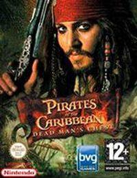 Okładka Pirates of the Caribbean: Dead Man's Chest (GBA)
