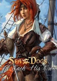 Okładka Sea Dogs: To Each His Own (PC)