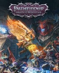Pathfinder: Wrath of the Righteous (PC cover
