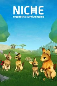 Niche - a genetics survival game (PS4 cover