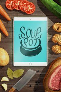 Soup Pot (PC cover