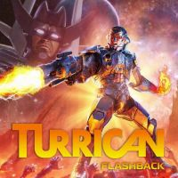 Game Box for Turrican Flashback Collection (PS4)