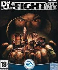 Game Box for Def Jam: Fight for NY (GCN)