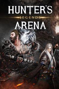 Okładka Hunter's Arena: Legends (PS4)