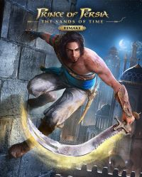 Okładka Prince of Persia: The Sands of Time Remake (PS4)