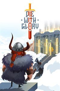 Game Box for Die With Glory (PS4)