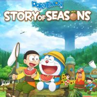 Game Box for Doraemon Story of Seasons (PC)