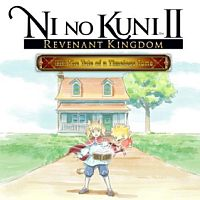 Game Box for Ni no Kuni II: Revenant Kingdom - The Tale of a Timeless Tome (PC)