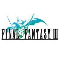 Game Box for Final Fantasy III (PC)