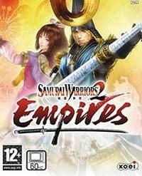 Okładka Samurai Warriors 2: Empires (PS2)