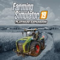 Game Box for Farming Simulator 19: Platinum Expansion (PC)