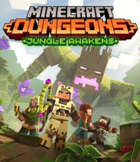 Okładka Minecraft: Dungeons - Jungle Awakens (PC)